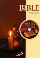 Bible des peuples - Avec CD-ROM