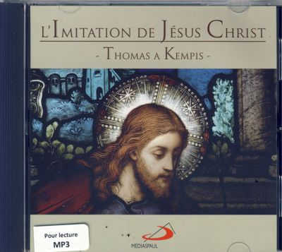 Imitation de Jésus Christ (L') - Audio livre  MP3