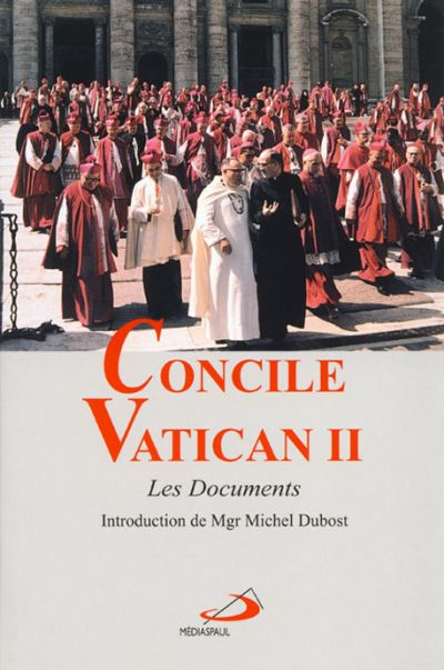 Concile Vatican II : les documents