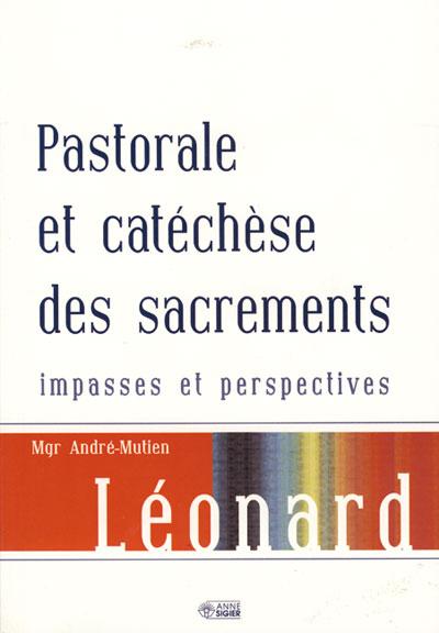 Pastorale et catéchèse