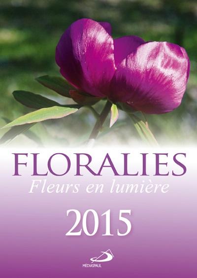 Calendrier 2015 - Floralies