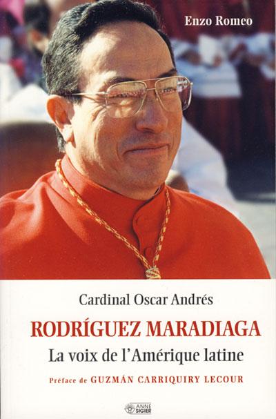 Cardinal Oscar Andres Rodrigue voix