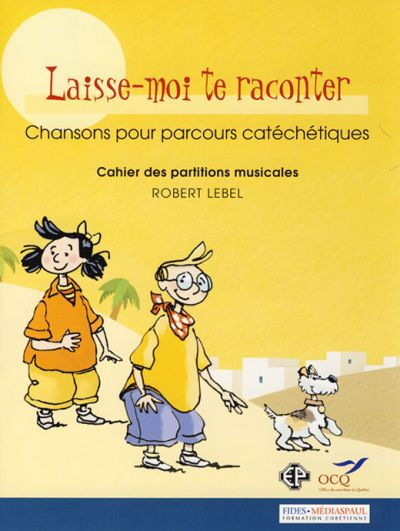 Laisse-moi te raconter - Partitions musicales