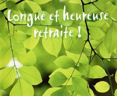 Mp - Longue et heureuse retraite !