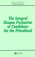 The integral human formation of candidates...
