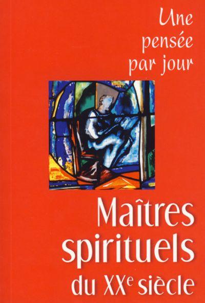 Maîtres spirituels au XXe siècle