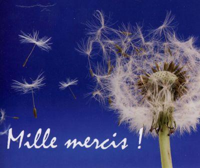 Mp - Mille mercis !