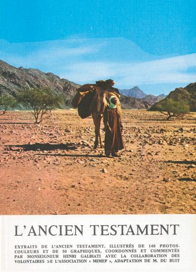 Ancien Testament, L' - broche - Galbiati, Henri