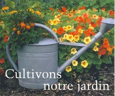 Mp - Cultivons notre jardin
