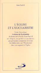 Eglise et Eucharistie (L')