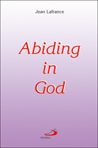 Abiding in God