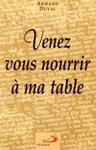 Venez vous nourrir a ma table