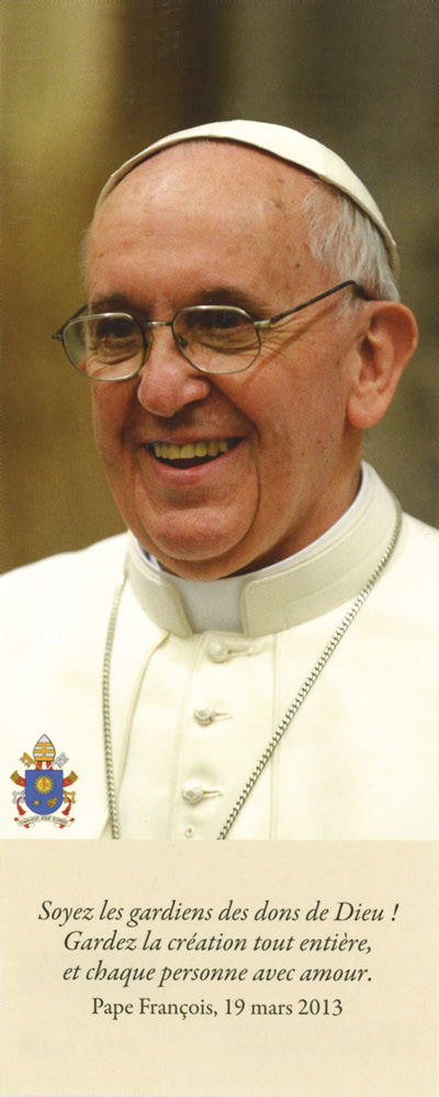 PAP 7 - Signet Pape François