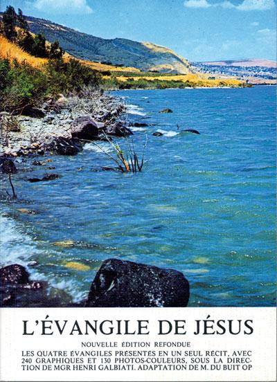 Evangile de Jesus, L' - broche - Galbiati, Henri