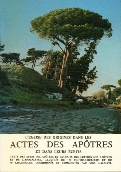 Actes des Apotres, Les - broche - Galbiati, Henri
