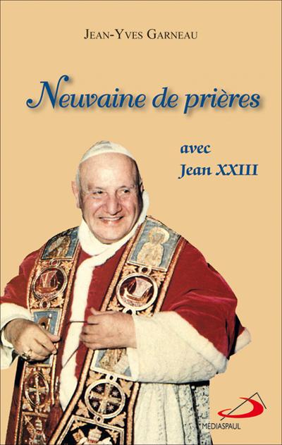Neuvaine de prières avec Jean XXIII