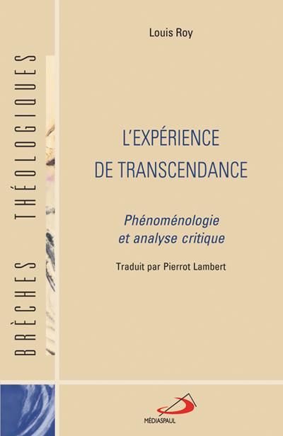 Expérience de transcendance (L')
