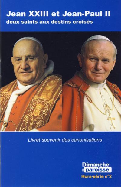 Jean XXIII et Jean-Paul II