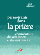 Perseverants dans la priere EPUISE