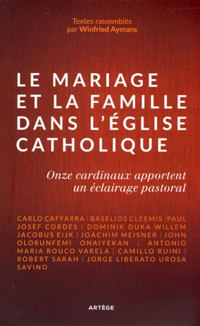 Mariage et la famille dans l'Église catholique (Le)