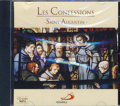 Confessions (Les) - Audio livre MP3