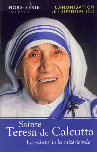 Sainte Teresa de Calcutta