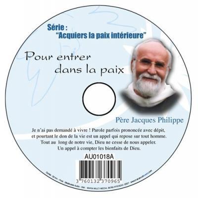 CD- Acquiers la paix 1 Pour entrer dans la paix