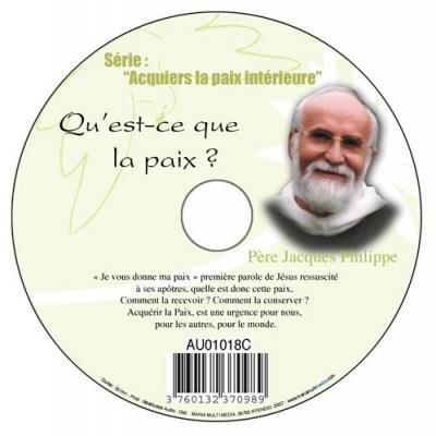 CD- Acquiers la paix 3 Qu'est-ce que la paix ?