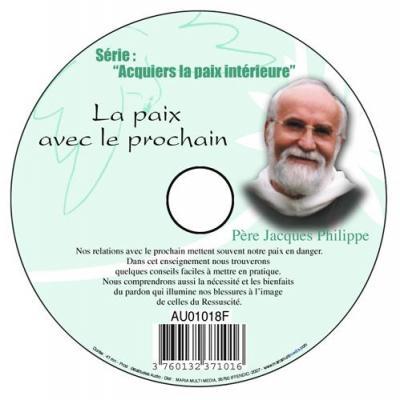 CD- Acquiers la paix 6 La paix avec le prochain