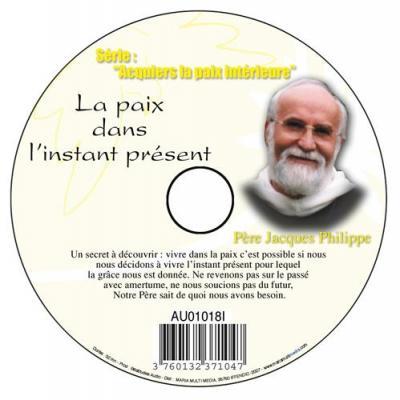 CD- Acquiers la paix 9 La paix dans l'instant présent