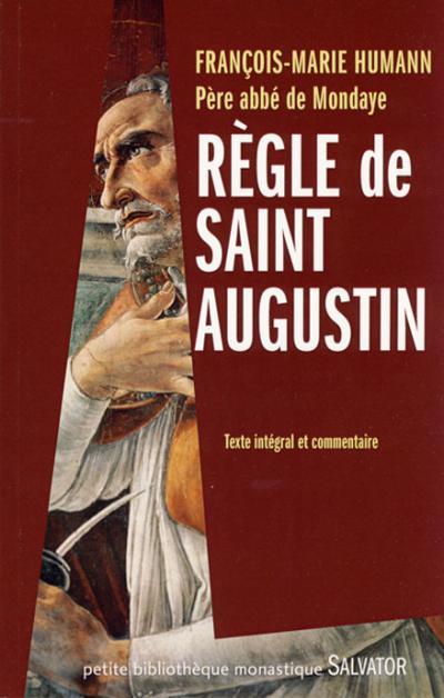 Règle de Saint Augustin