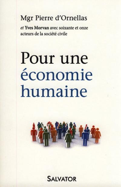 Pour une économie humaine