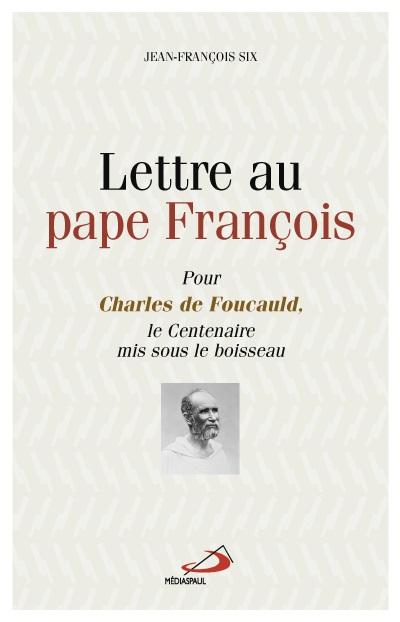 Lettre au pape François