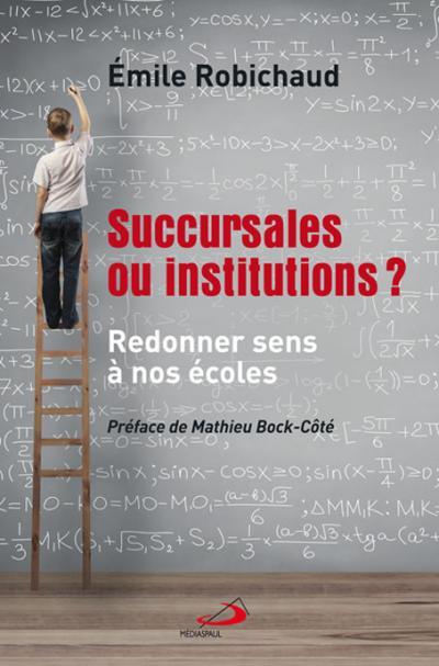 Succursales ou institutions ? (EPUB)