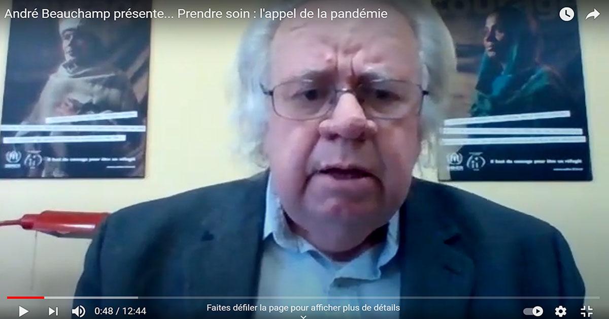 André Beauchamp présente
