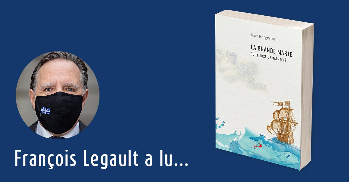 Monsieur François Legault a lu...