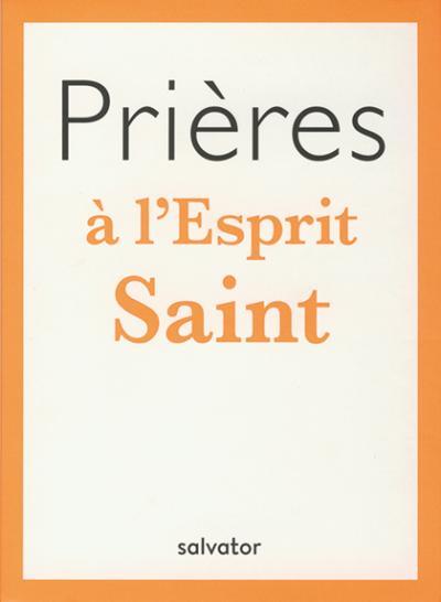 Prières à l'Esprit Saint