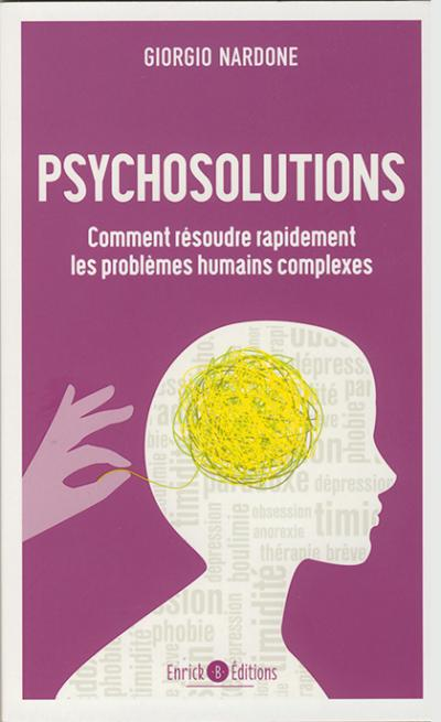Psychosolutions - Edition de poche