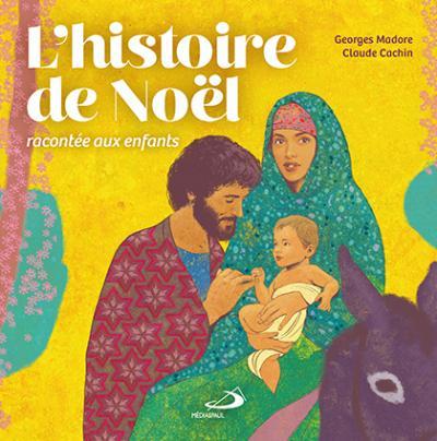 Histoire de Noël racontée aux enfants (L') (EPUB)