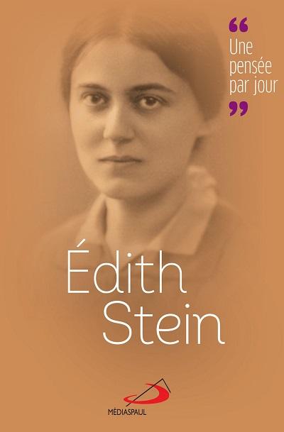 Édith Stein : une pensée par jour