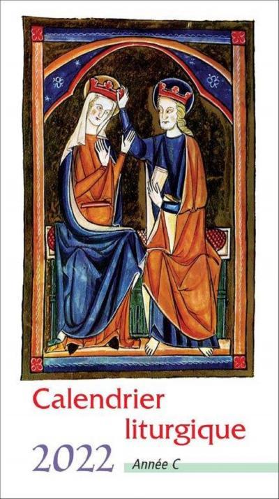 Calendrier liturgique 2022 - Année C