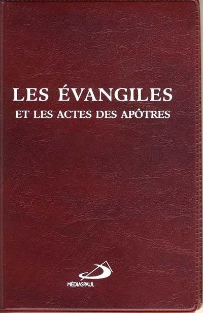 Évangiles et les Actes des Apôtres (Les) -  format vinyle  ÉPUISÉ