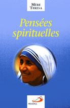 Pensees spirituelles EPUISE