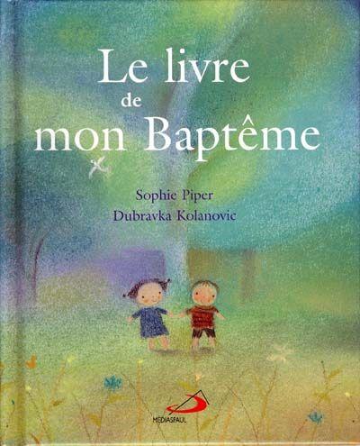 Livre de mon Baptême (Le)
