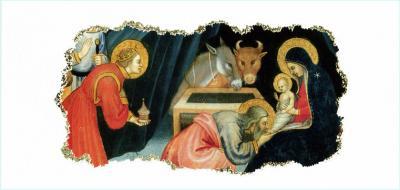 NV 16 Carte double Noel et Voeux
