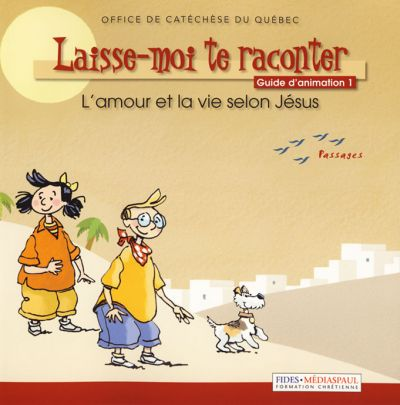 Laisse-moi te raconter - vol.1 - guide d'animation
