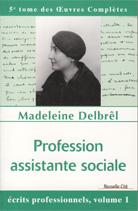 Profession assistante sociale