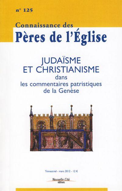 CPE 125- Judaïsme et christianisme dans les commentaires