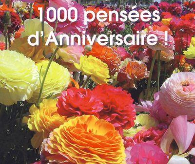 Mp - 1000 pensées d'anniversaire