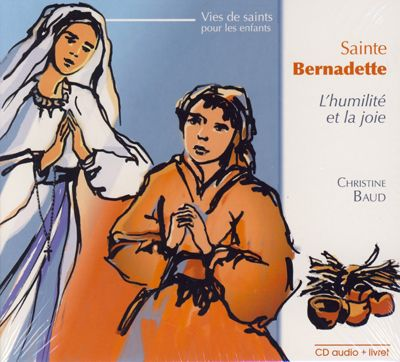 CD- Sainte Bernadette